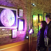 Studio tour and its pre-party offer a glimpse of art in the making