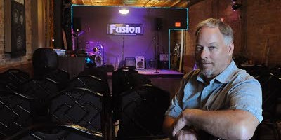 Fusion aims to be an intimate space for performing arts