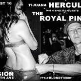 Blondy Presents Tijuana Hercules and The Royal Pines