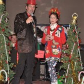 Harborside North Pole Ugly Christmas Sweater Pageant at Fusion