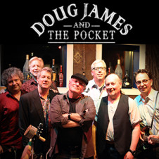 "Doug James and the Pocket ""Home of The Blue"""