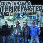 "KPAA Presents ""Cody Canada and the Departed"""