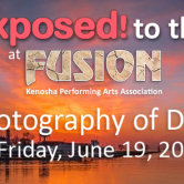 BeExposed! to the Arts at Fusion