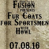 Fur Coats for Sportsmen w/Howl
