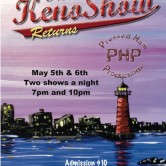 The KenoShow Returns, May 6th 7:00